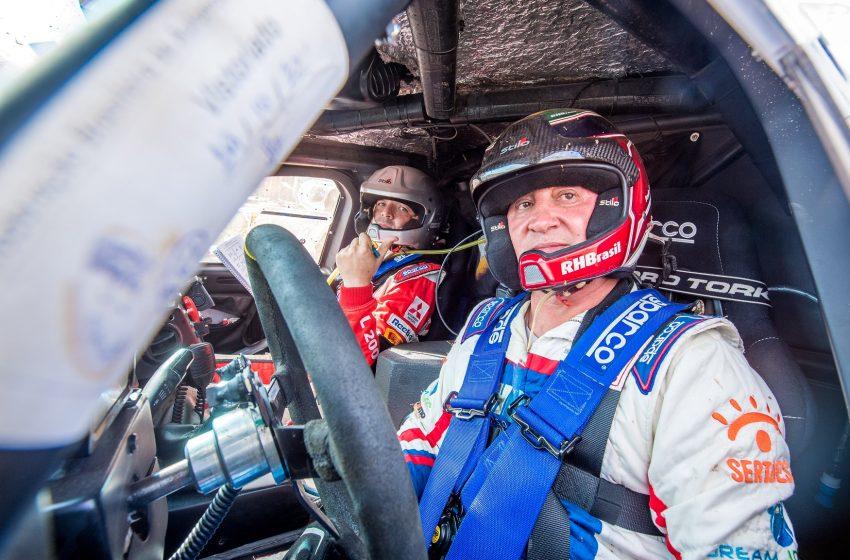 Dupla catarinense é campeã do Rally RN 1500 e lidera Campeonato Brasileiro