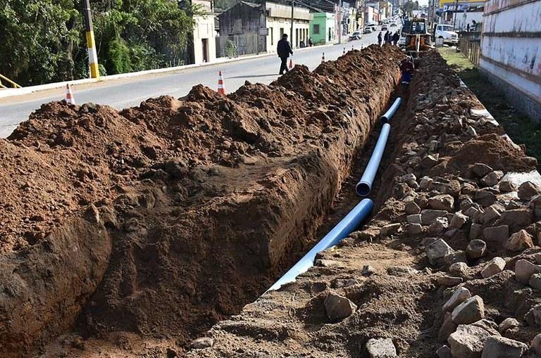 Governo Federal repassa mais de R$ 700 mil para obras de saneamento em Santa Catarina